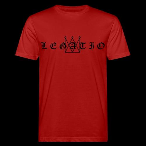 Legatio Fraktur - Men's Organic T-Shirt