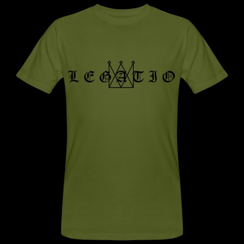 Legatio Fraktur - Men's Organic T-Shirt