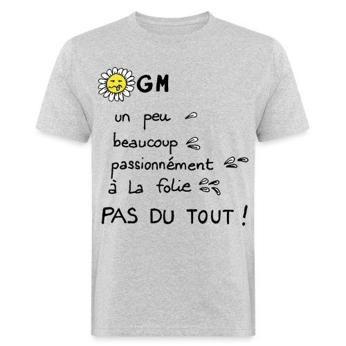 OGMEUH - T-shirt bio Homme
