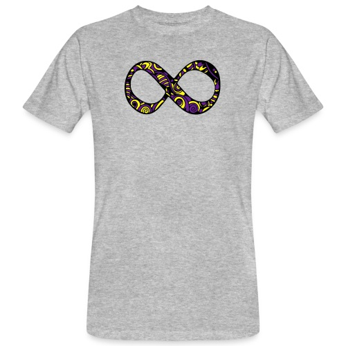 ANCORAGGIO DI MANDALA - T-shirt ecologica da uomo