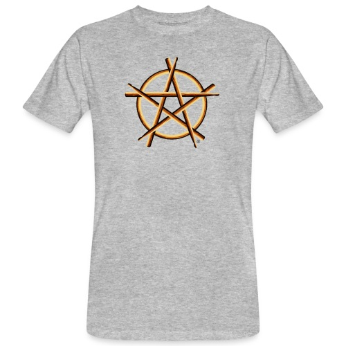 PAGAN DRUMMER - Men's Organic T-Shirt