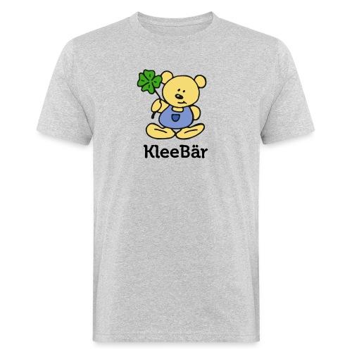 KleeBär - Männer Bio-T-Shirt