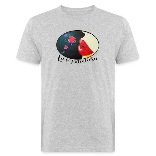 La Voz Silenciosa - Besos - Camiseta ecológica hombre