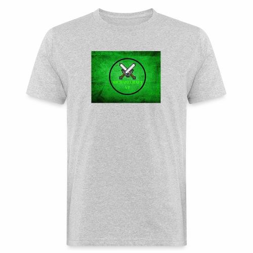 Grafica originale del mio canale youtube!! - T-shirt ecologica da uomo
