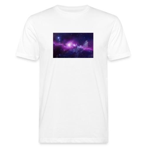 tshirt galaxy - T-shirt bio Homme