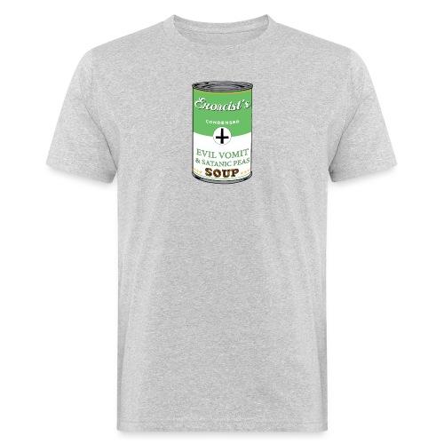 Exorcist's soup - T-shirt bio Homme