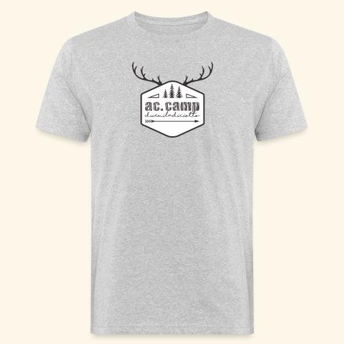 ac camp - T-shirt ecologica da uomo