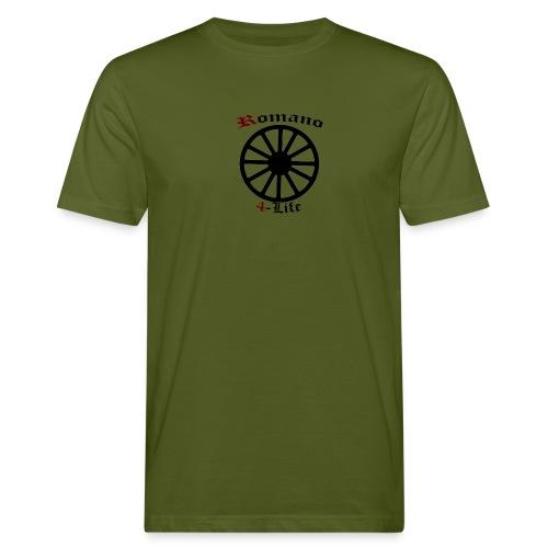 romano4life - Ekologisk T-shirt herr