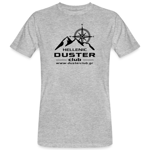 DUSTER TELIKO bw2 - Men's Organic T-Shirt