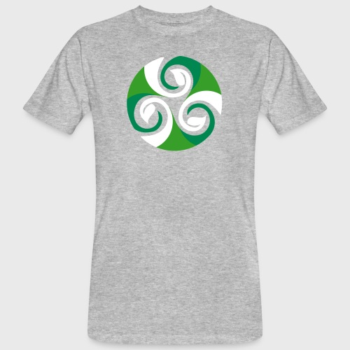 Triskelectif - T-shirt bio Homme