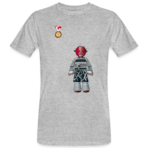 Trashcan - Männer Bio-T-Shirt