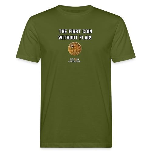 Coin with no flag - T-shirt ecologica da uomo