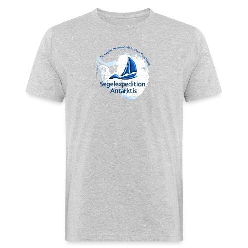 segelexpedition antarktis3 - Männer Bio-T-Shirt