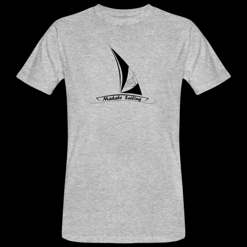 Madabe Sailing - Männer Bio-T-Shirt