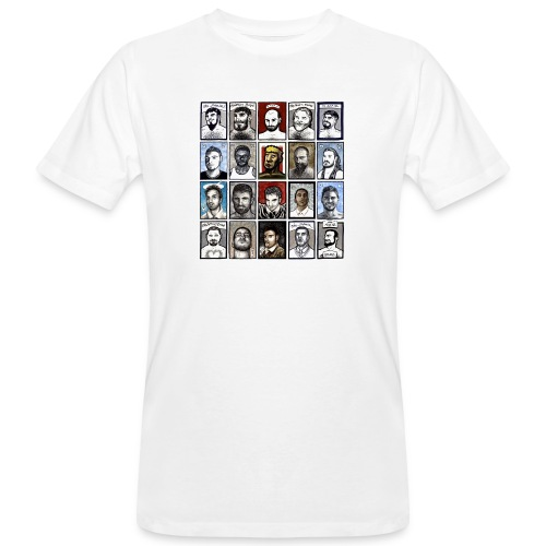 ACEO - T-shirt ecologica da uomo