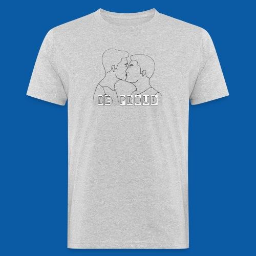 Gay Male Edition - Männer Bio-T-Shirt