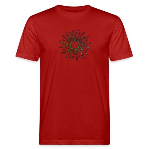 Tribale - T-shirt ecologica da uomo