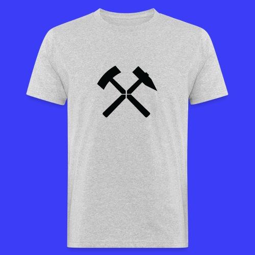 Pałki żelazne - Ekologiczna koszulka męska