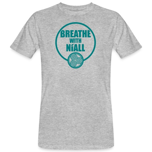 Breath with Niall Tshirt - Men's Organic T-Shirt