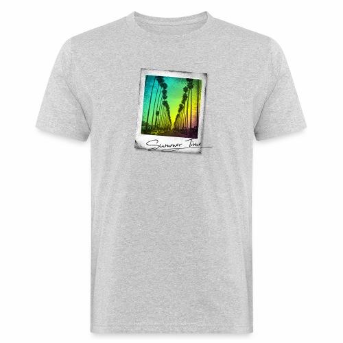 Summer Time - Men's Organic T-Shirt