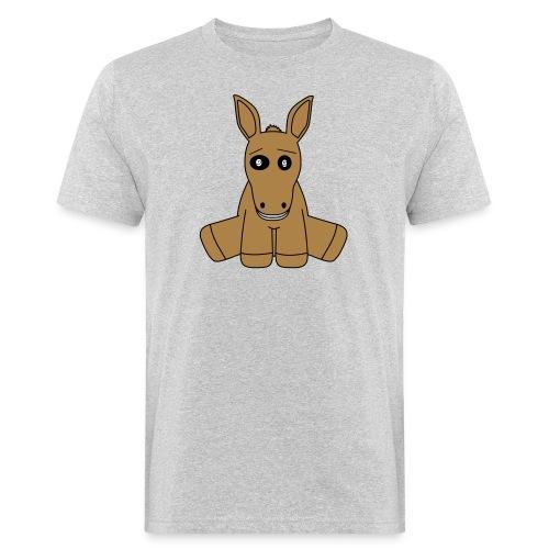 horse - T-shirt ecologica da uomo