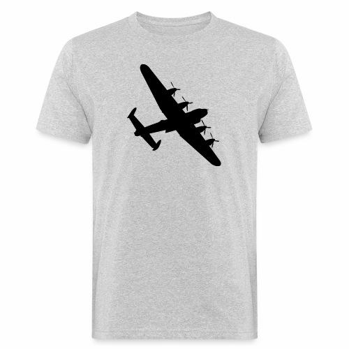 Bomber Plane - T-shirt ecologica da uomo
