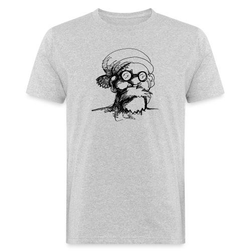 Santa Sketch - Men's Organic T-Shirt
