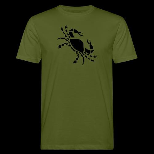 STERNZEICHEN KREBS - Männer Bio-T-Shirt