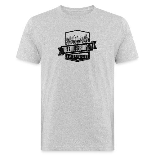 Treehuggersupply neu - Männer Bio-T-Shirt