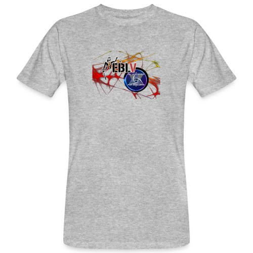 FUSION LOGOS 2 - Men's Organic T-Shirt