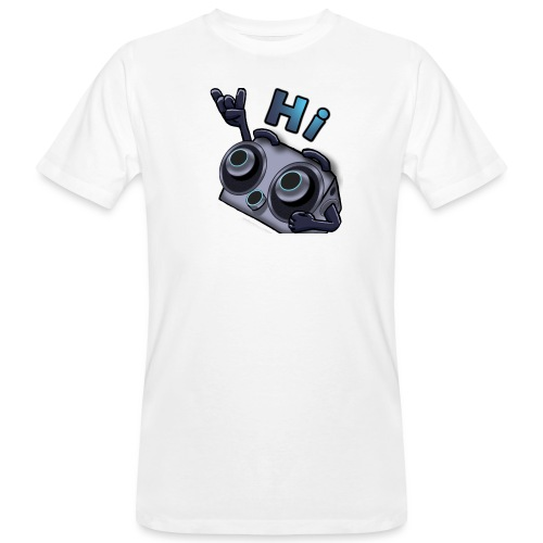 The DTS51 emote1 - Mannen Bio-T-shirt