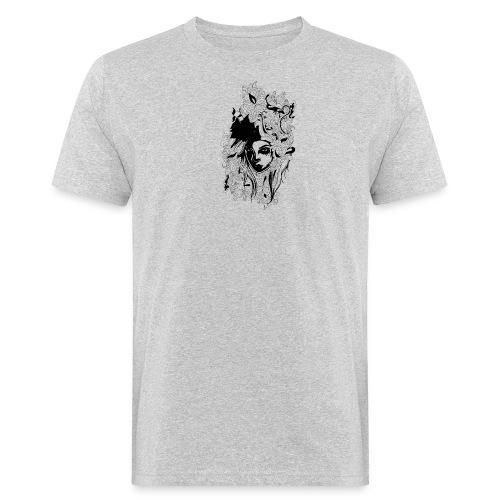 Akasacian tshirt design 611 - Camiseta ecológica hombre