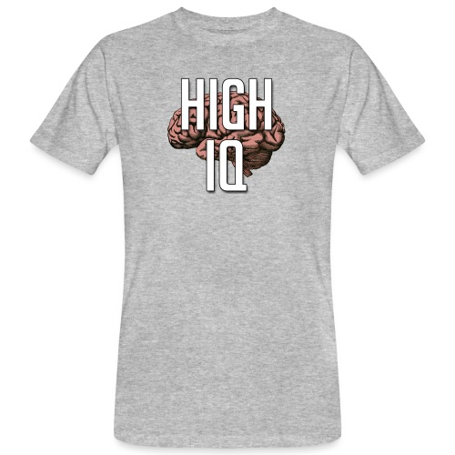 XpHighIQ - T-shirt bio Homme