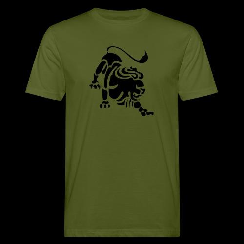 STERNZEICHEN LOEWE - Männer Bio-T-Shirt