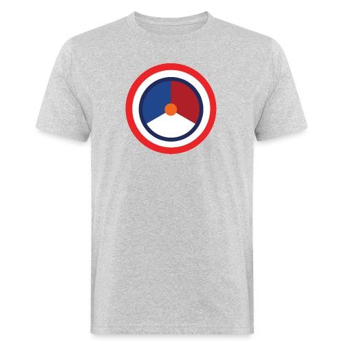 Nederland logo - Mannen Bio-T-shirt