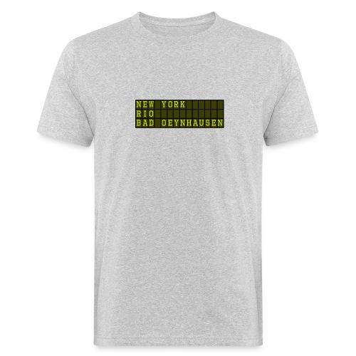 NewYork Rio Bad Oeynhausen - Männer Bio-T-Shirt