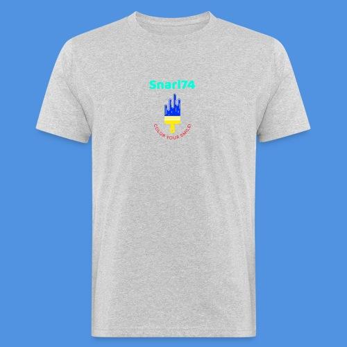 Paint - T-shirt ecologica da uomo