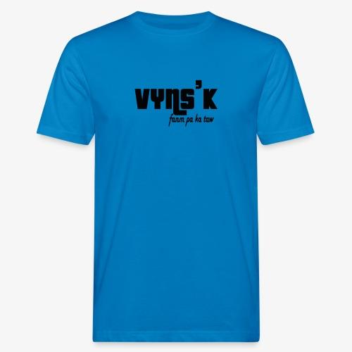 VYNS'K Fanm pa ka taw 2 - T-shirt bio Homme