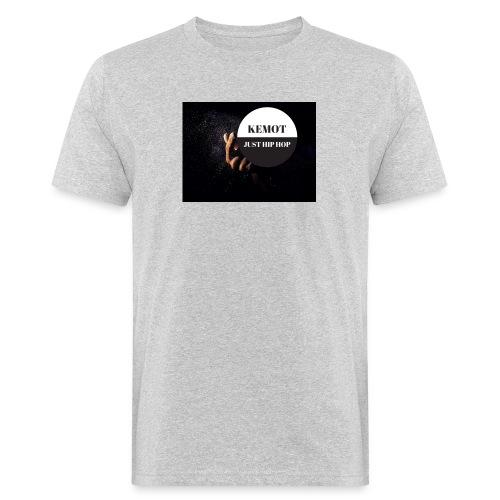 KeMoT odzież limitowana edycja - Ekologiczna koszulka męska