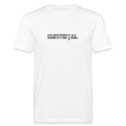 Gunmetal - Men's Organic T-Shirt