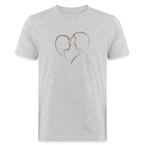 loving - Männer Bio-T-Shirt