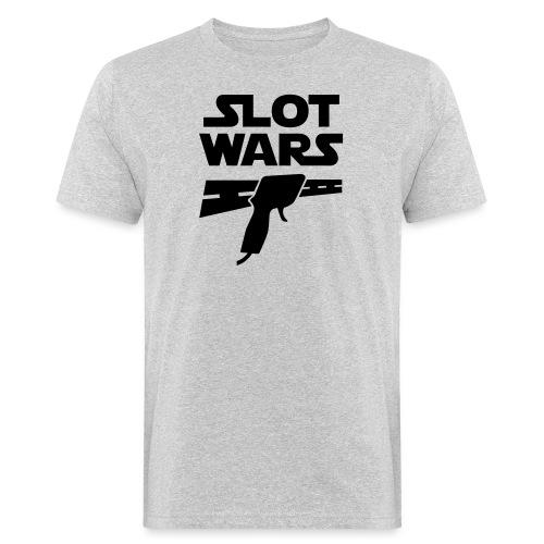 Slot Wars - Männer Bio-T-Shirt