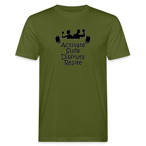 GYM - ACTÍVATE - Camiseta ecológica hombre