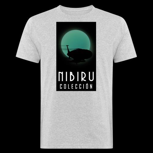 colección Nibiru - Camiseta ecológica hombre