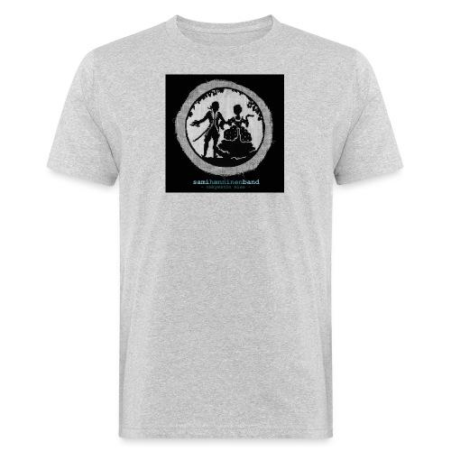 SHB - Näkymätön mies - Miesten luonnonmukainen t-paita