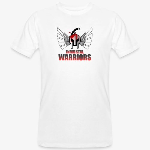 The Inmortal Warriors Team - Men's Organic T-Shirt