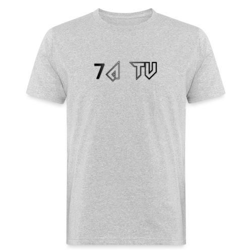 7A TV - Men's Organic T-Shirt