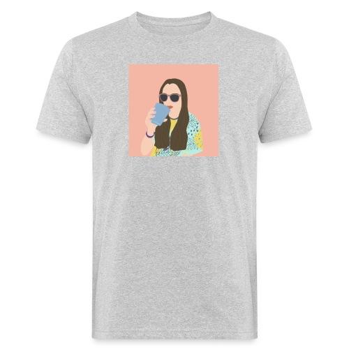 Gaia - T-shirt ecologica da uomo