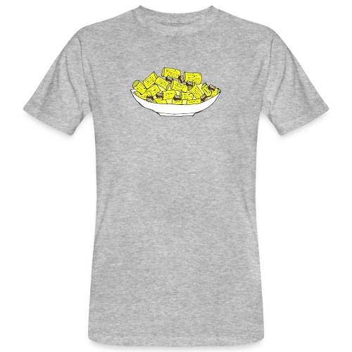 Stay healthy, stay carbonara - T-shirt ecologica da uomo
