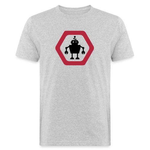 WAR-5 - Männer Bio-T-Shirt